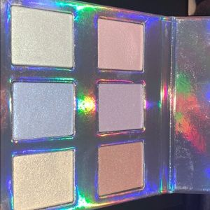 Naked cosmetics palette